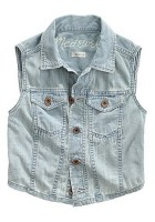 Jean Jackets for Women with No Sleeves