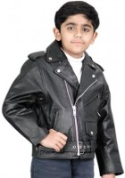 Kid Leather Jacket