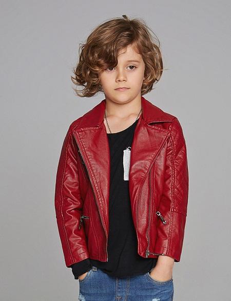 kids leather jackets � jackets