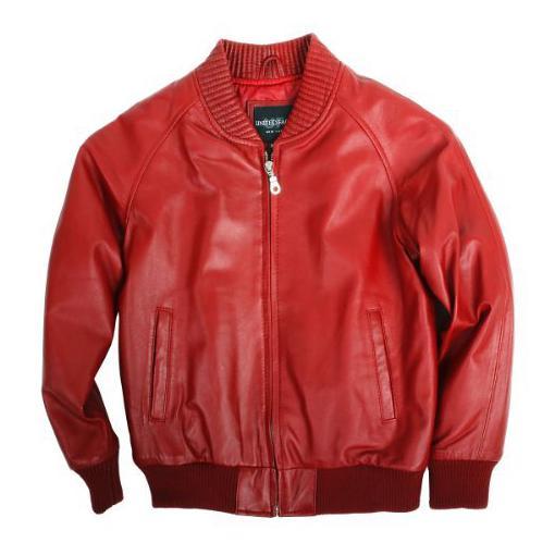 d3e77ad3c8ec Kids Leather Bomber Jacket – Jackets