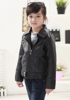 Kids Leather Jackets Girls