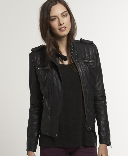 Women's Leather Coats & Jackets A quality women's leather jacket or coat can last a lifetime when cared for properly. Whether looking for a lightweight women's leather jacket or a long heavy leather coat, with so many sizes, types and styles, it can seem a bit overwhelming.
