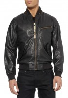 Leather Bomber Jackets