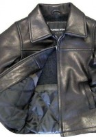 Leather Jacket for Kid