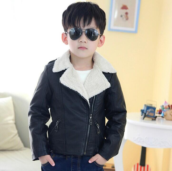 21050151 Toddler Leather Jackets – Jackets