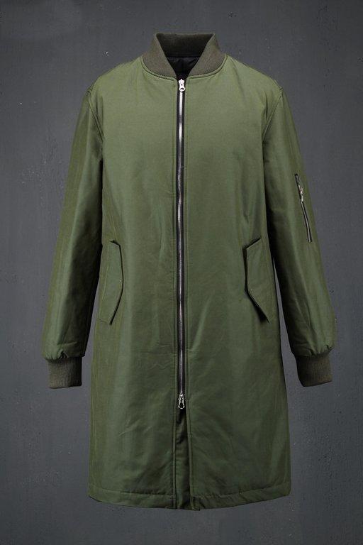 Long Bomber Jackets Jackets