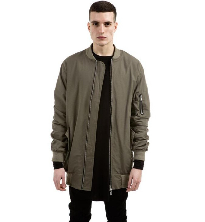 Long Bomber Jackets – Jackets