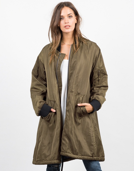 Free shipping BOTH ways on long jackets women, from our vast selection of styles. Fast delivery, and 24/7/ real-person service with a smile. Click or call