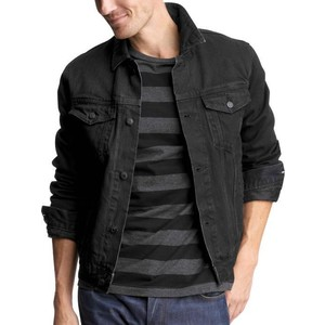 Black Denim Jackets – Jackets