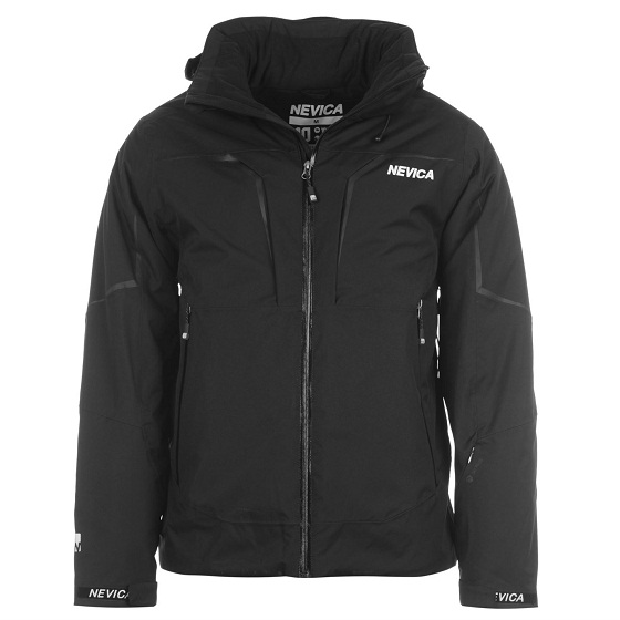 A fully featured, do-it-all ski jacket featuring waterproof and breathable GORE-TEX fabric, the versatile Mission Shell has the mobility, protection and comfort needed for any day of the season, in- .