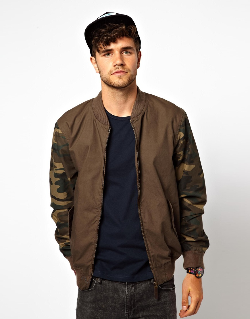 Collection Bomber Jacket For Men Pictures - Reikian