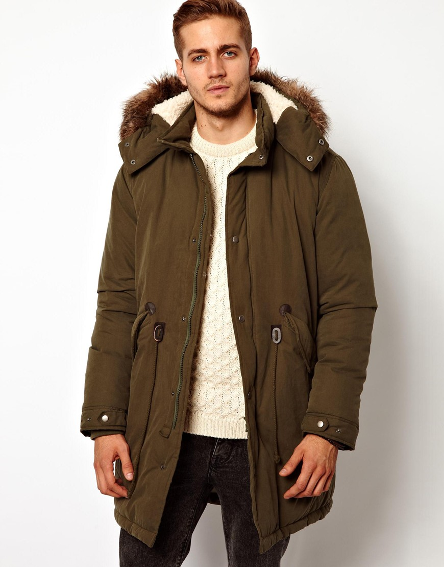 Men Parka Jacket - JacketIn