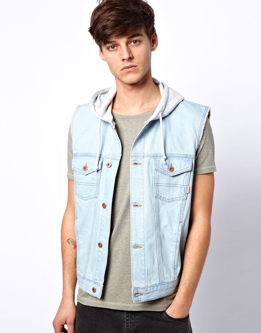 Perfect Skinny Jean fit Rag and Bone Find this Pin and more on sleeveless denim jacket by Arryieth Enterina. this is a light denim pants with some cuts of white on the legs very beautiful Ripped jeans gained popularity in the with the youth denim revolution.