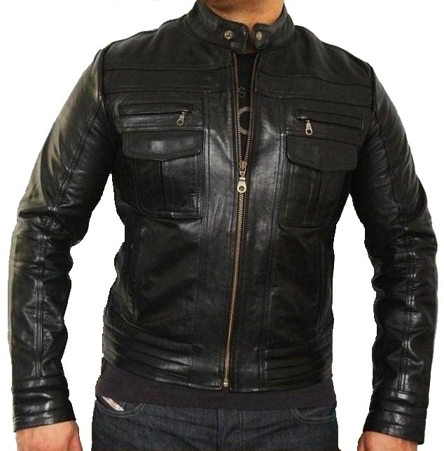 Vintage Men S Leather Jackets 117