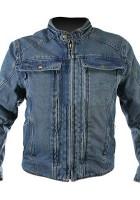 Motorcycle Jacket Denim