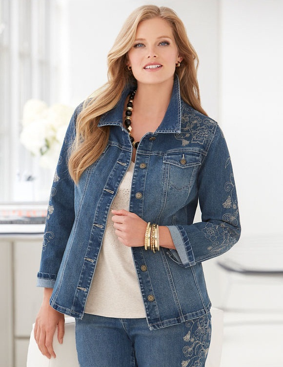 Denim Jackets for Women u2013 Jackets