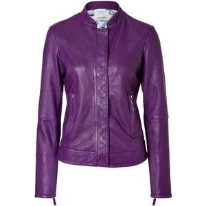 Shop for purple faux leather jacket online at Target. Free shipping on purchases over $35 and save 5% every day with your Target REDcard.