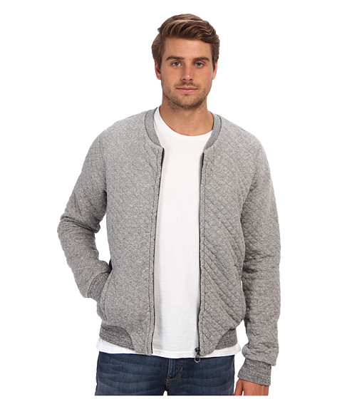 Quilted Bomber Jacket Men – Jackets