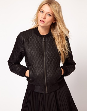 Quilted Leather Jackets – Jackets