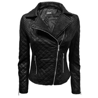 Quilted Leather Jackets Jackets