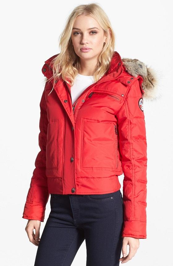 Red Bomber Jackets – Jackets