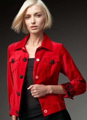 Find great deals on eBay for womens red denim jacket. Shop with confidence.