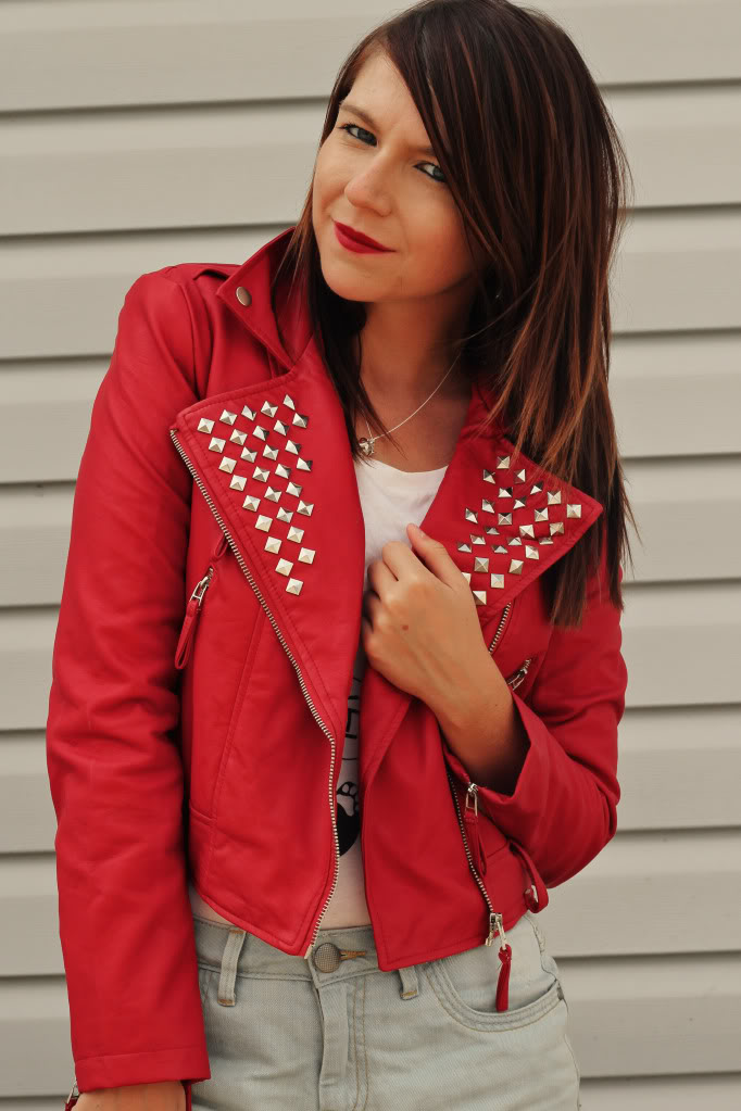 Red Leather Jackets U2013 Jackets