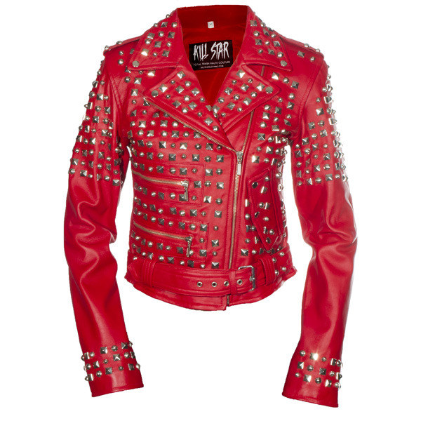 Studded Leather Jackets Jackets