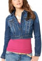 Short Jean Jackets for Women