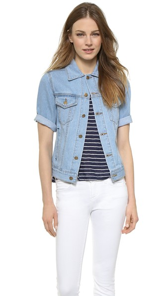 Belle by Kim Gravel Plus Size 1X Flexibelle Jean Jacket White. Sold by Phoenix Trading Company. $ $ Berne Original Unlined Bib Overall Size 42X30 Short (Denim)