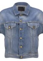 Short Sleeve Denim Jackets
