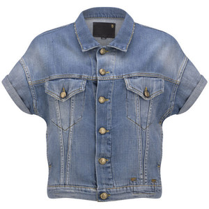 Short Sleeve Denim Jackets – Jackets