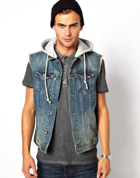 Short Sleeve Denim Jackets – Jackets