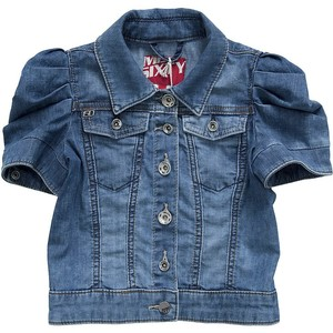 Short Sleeve Denim Jackets Jackets