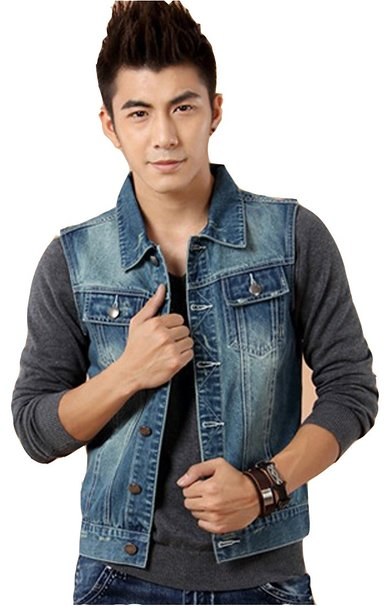 Online shopping for popular & hot Sleeveless Jean Jacket Men from Men's Clothing & Accessories, Vests & Waistcoats, Jackets, Women's Clothing & Accessories and more related Sleeveless Jean Jacket Men like men jacket jeans sleeveless, jeans jacket sleeveless mens, mens jeans jacket sleeveless, sleeveless jacket mens jeans. Discover over of the best Selection Sleeveless Jean Jacket Men.