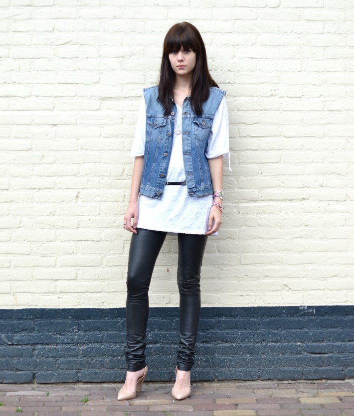 Sleeveless Denim Jackets u2013 Jackets
