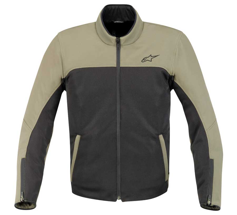 A great example is the Held Tropic jacket, a textile summer motorcycle jacket which is constructed of denier polyester for abrasion resistance and has a breathable inner mesh lining and mesh panels at the front, back and sleeves for increased air flow and breathability.