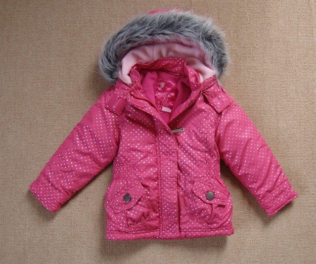 a819e6b27209 Baby girl winter jacket