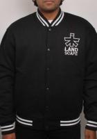 Varsity Black Jacket