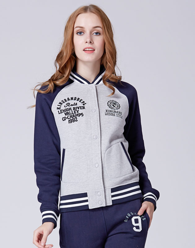 Varsity Jacket for Women