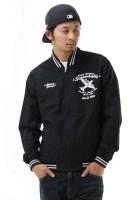 Varsity Jackets Black