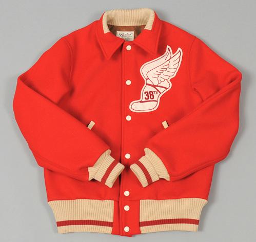 Varsity Jackets Red