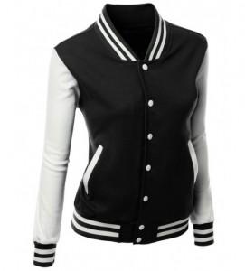 Varsity Jackets For Girls Black And White Jackets