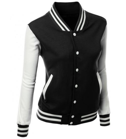 Find womens black and white striped jacket at ShopStyle. Shop the latest collection of womens black and white striped jacket from the most popular.