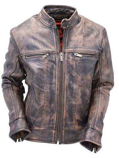 Vintage Brown Jacket 23