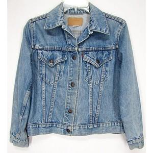 Vintage Jean Jacket H1cpVN