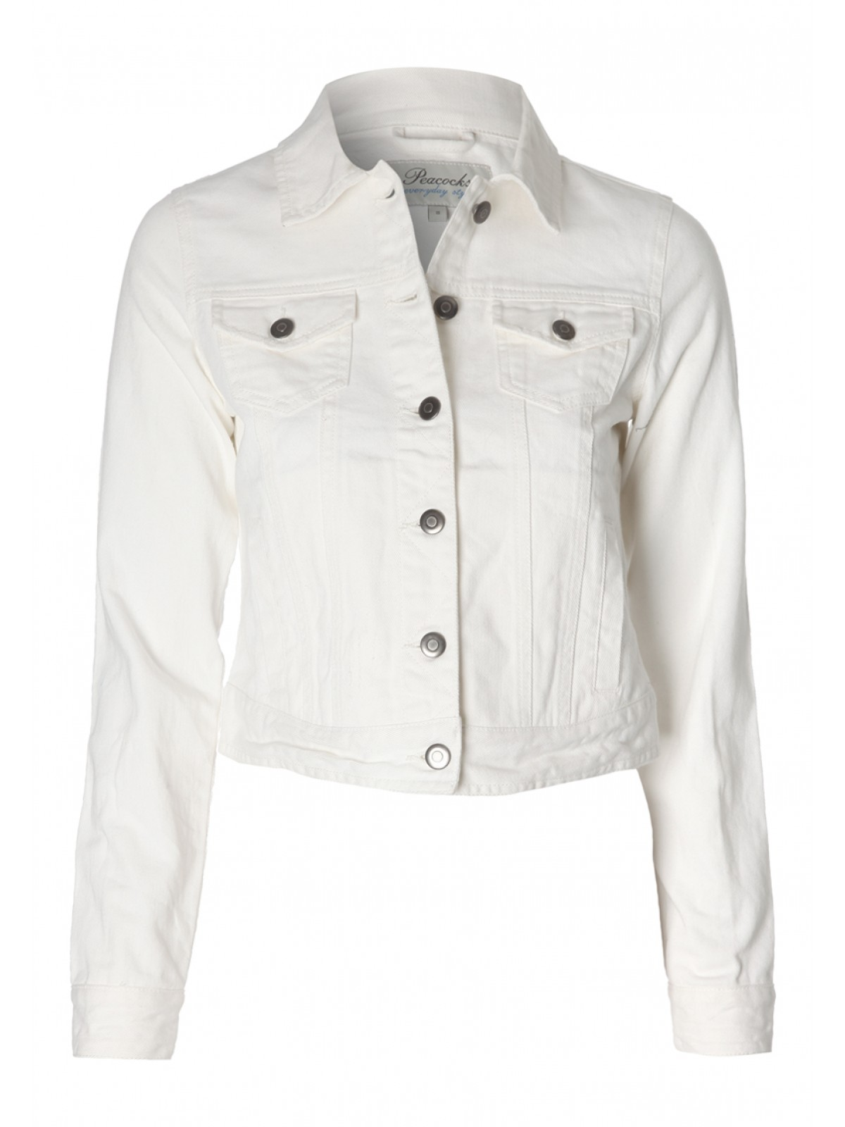Buy low price, high quality white denim jacket with worldwide shipping on newbez.ml