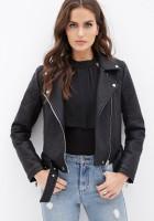 Women Black Leather Jackets