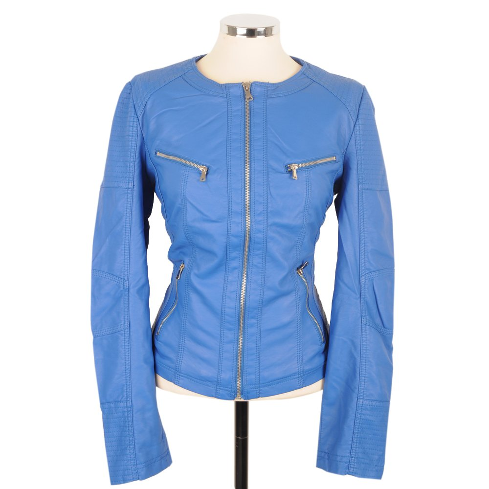 Blue Leather Jackets – Jackets