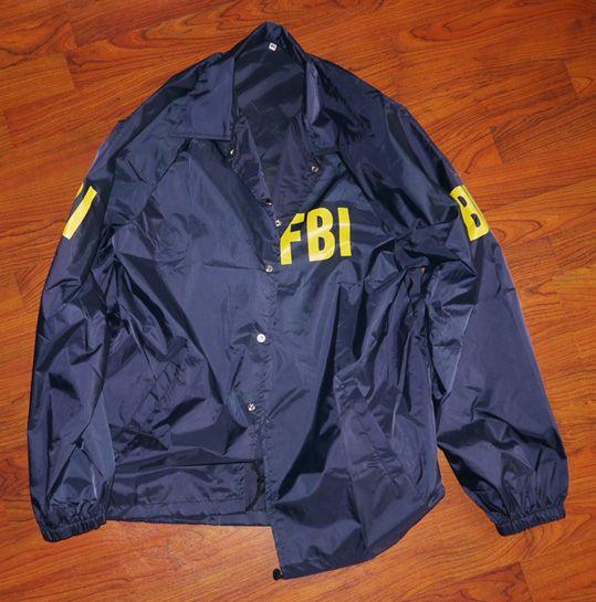 FBI Jackets Jackets